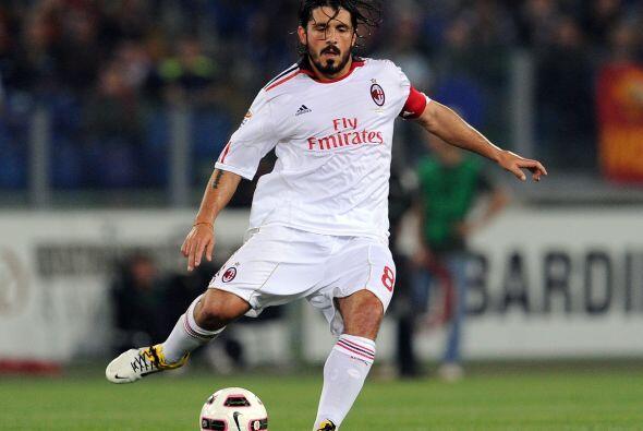 Un caso parecido es el del también italiano Gennaro Gattuso, quien prefi...
