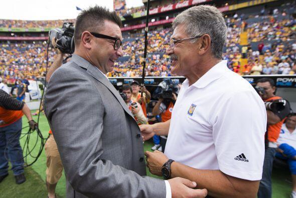 La gran final entre América y Tigres tendrá un duelo aparte en las banca...