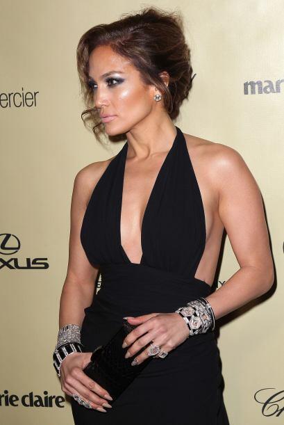 Jennifer Lopez y Kim Kardashian han aparecido en infinidad de eventos mo...
