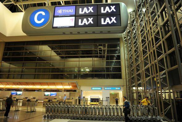 Los Angeles, CA- Los Angeles International Airport (LAX)