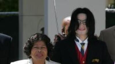 La madre del 'Rey del Pop' ya prepara con sus abogados un nuevo juicio c...