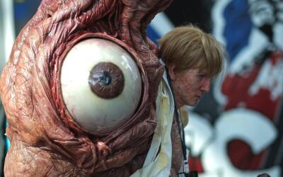 """De """"Resident Evil"""" al encuentro real con otros fans en Comic C..."""