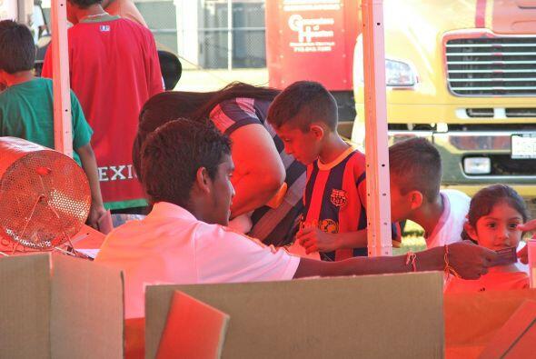 Se trata de una actividad gratuita en donde los jugadores del Dynamo int...