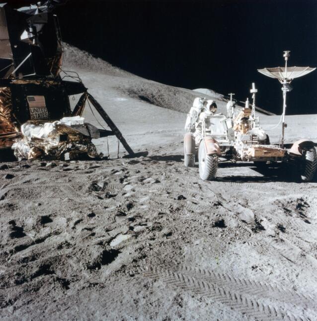 El primer buggy lunar en fotos GettyImages-463992485.jpg