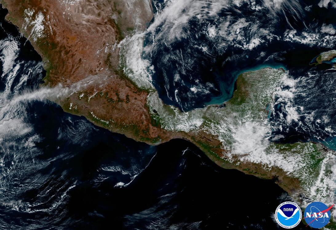NASA comparte las primeras imágenes espectaculares de su nuevo satélite...