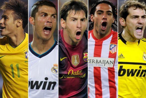 Es tiempo de despedir al 2012, un año que futbolísticament...