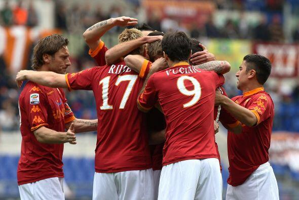 La Roma luchó y consiguió una victoria importante ante el Chievo Verona...