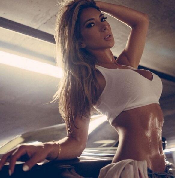 Livia es una bella modelo que ha robado las mirada de muchos en Instagra...