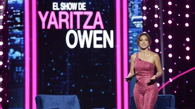 En fotos: las lágrimas de Jackie Cruz en la entrevista de Yaritza