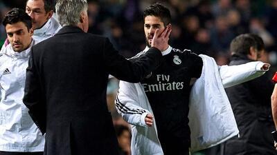 El entrenador del Real Madrid ya considera inamovible al '23' blanco.