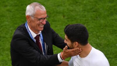"""El técnico de Egipto lamentó la derrota en el último minuto ante Uruguay: """"Es nuestra realidad"""""""