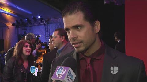Pedro Moreno confesó que 'sí siente' cuando besa a Angelique Boyer