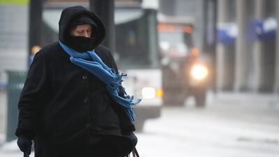 Esto es lo que debes hacer para protegerte de la hipotermia