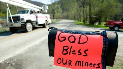 En West Virginia están orgullosos de sus mineros