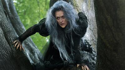 Mira el fabuloso tráiler de 'Into the Woods'