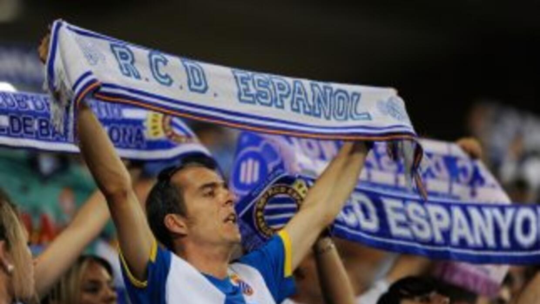 La afición de los 'Periquitos' no pudo festejar ningún gol.