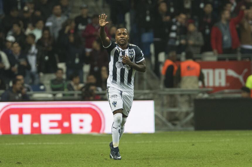 Monterrey empató con Santos y peligra el liderato general gol-de-dorlan-...