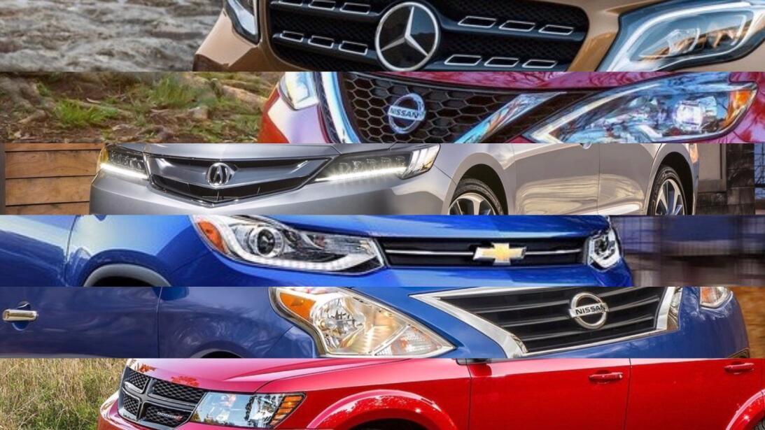 Los cinco carros más rechazados por sus dueños: la promoción 2018 pjimag...