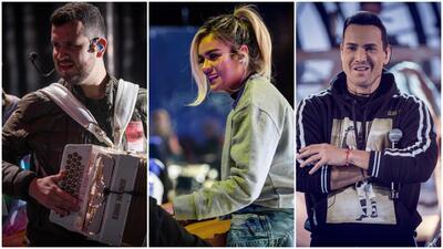 Los famosos también sienten nervios y otras emociones días previos al Latin GRAMMY 2018