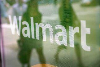 La estadounidense WalMart, líder mundial de ventas minoristas.