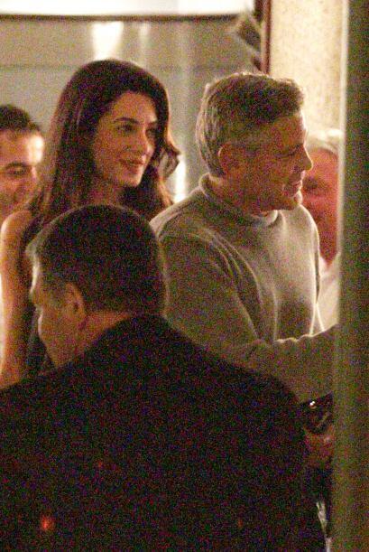 El amor sí que le pegó duro a George Clooney,  quien en un...