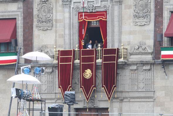 Es ahí donde el presidente en turno, en este caso Enrique Peña Nieto, sa...