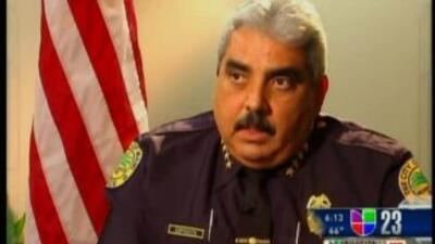 Jefe Expósito: Hay que ver si tiroteos son justificables