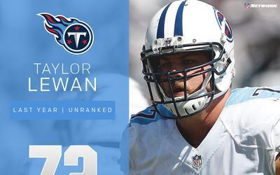#72: Taylor Lewan (OT, Titans) | Top 100 jugadores 2017