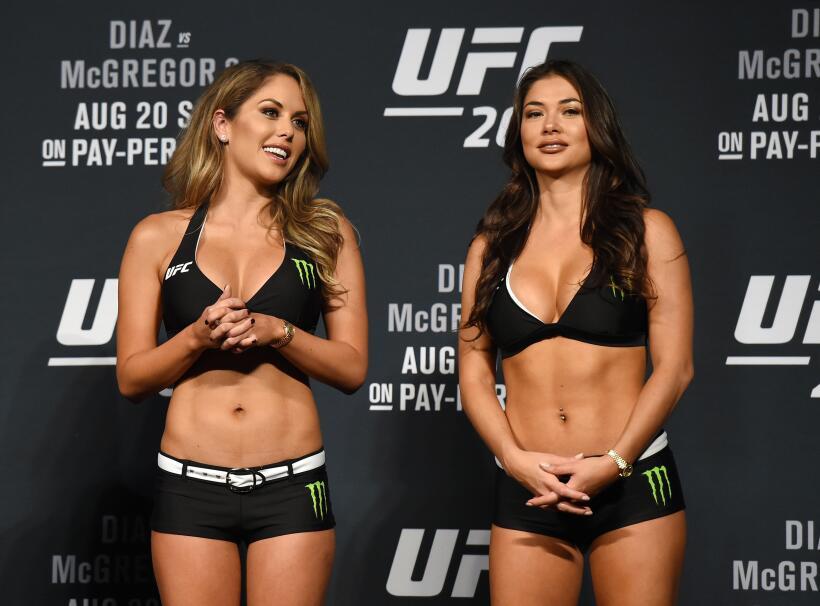 Las mejores imágenes del UFC Fight Night 114 en la Ciudad de México Gett...