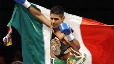Juan Carlos Salgado no teme a su rival Argenis Méndez (Foto:HG Boxing)