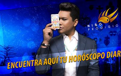 Horóscopos Niño Prodigio | 26 de junio de 2017