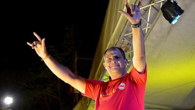 Luis Guillermo Solís gana la segunda vuelta en Costa Rica