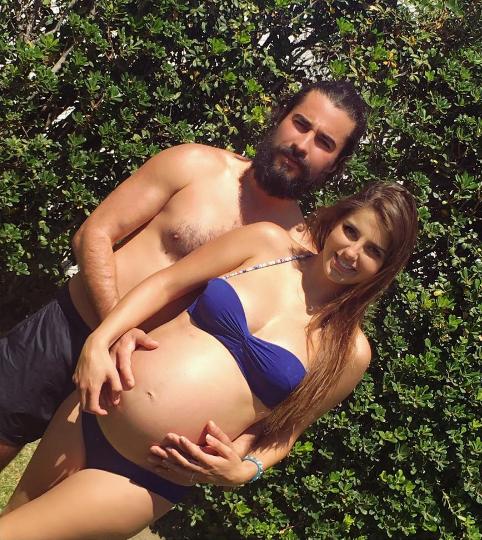 Michelle Renaud muestra fotos de su bebé en redes sociales 545.png