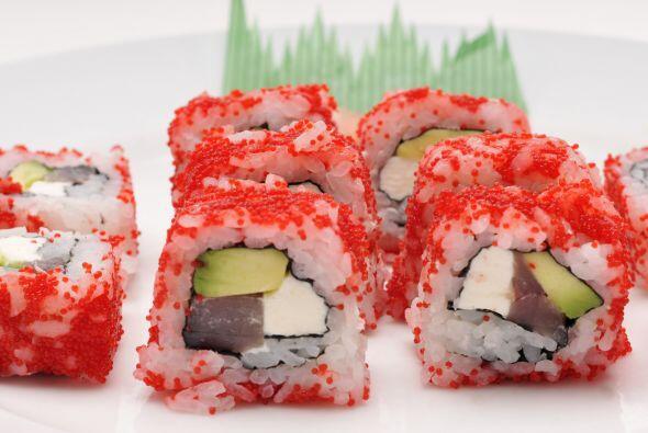 El sushi es uno de los platillos que a todos gusta. Aquí te ofrecemos re...