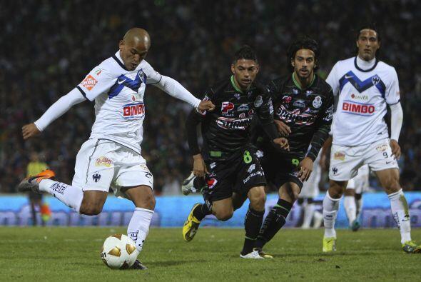 """En el Apertura 2011, """"Chupete"""" volvió a hacerse presente en el torneo re..."""