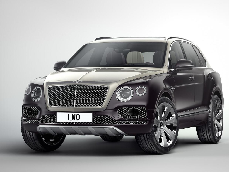 Bentley trae una nueva versión de su SUV de lujo: llega la Bentayga Mull...