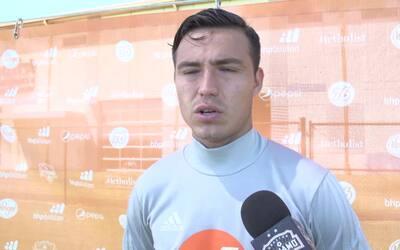 """'Cubo' Torres dice sentirse bien """"física y mentalmente"""" para volver a la..."""