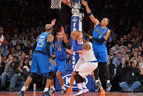 Mavs vs Knicks
