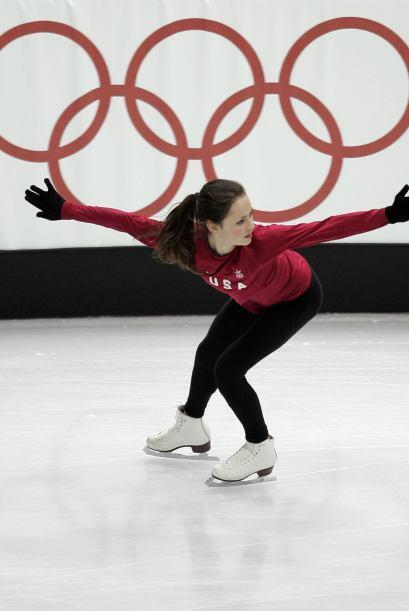 Sus primeros juegos olímpicos fueron en el 2002 en Salt Lake City, Utah....