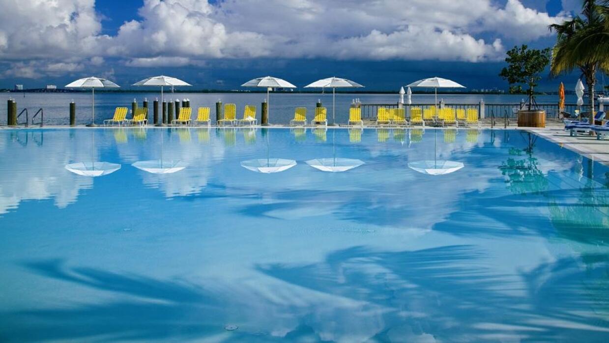 The Standard Hotel Miami