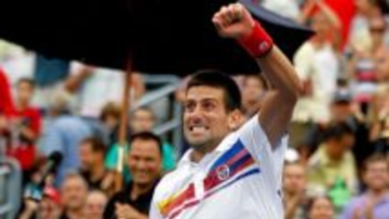 Djokovic aseguró la posición número uno al menos hasta después del US Open.