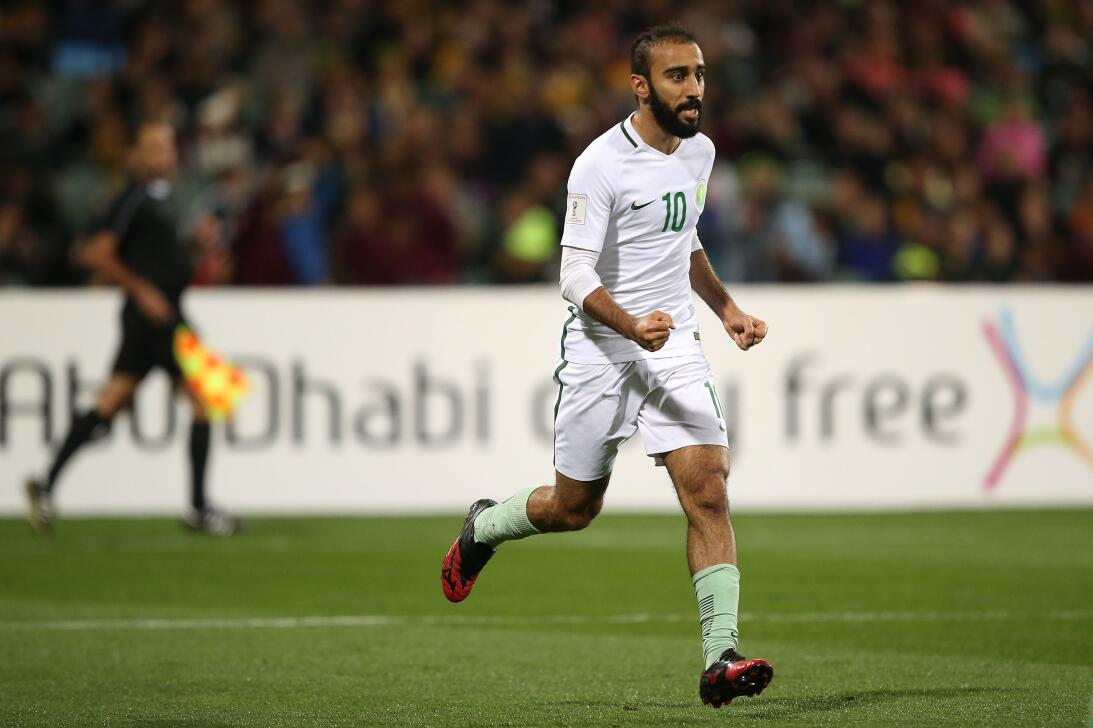 Grupo A. Mohammed Al Sahlawi (Arabia Saudita) - en las Eliminatorias fue...