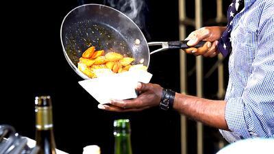Si te falta imaginación para combinar ingredientes, esta cocina podría serte de mucha utilidad
