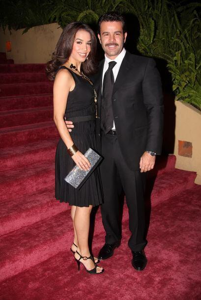 Bibi Gaytán y Eduardo Capetillo con 20 años de matrimonio y tres hijos a...