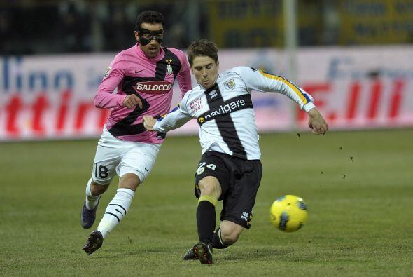 Juventus necesitaba ganar para volver a ser primero de la liga.