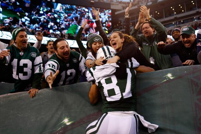 Los Jets consiguieron ganarle a los Patriots en tiempo extra 26-20 para...