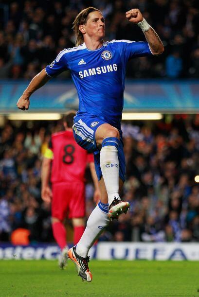 Torres parece haber recuperado su nivel y su potencia goleadora.
