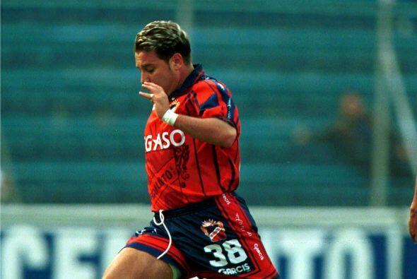 En el 2001 Mohamed jugaba con el Irapuato cuando enfrentó nuevamente a F...