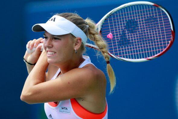 La número uno del ránking mundial, Caroline Wozniacki, buscará su primer...