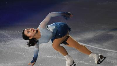 El espectáculo y belleza del patinaje artístico sobre hielo en Japón